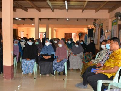 โครงการการฝึกอบรมเชิงปฏิบัติการ การอาบน้ำศพ(มายัต)