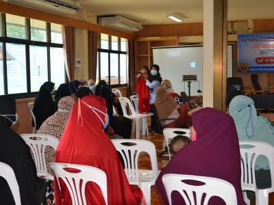 โครงการเฝ้าระวังและส่งเสริมทันตสุขภาพในศุนย์พัฒนาเด็กเล็ก