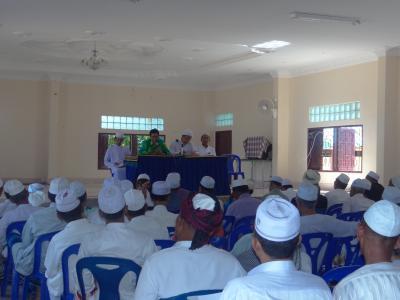 ประชุมผู้นำศาสนา