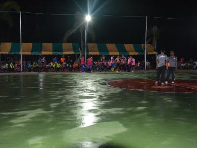 โครงการแข่งขันกีฬา เยาวชน ประชาชน ต้านยาเสพติด อบต.ลุโบะบือซา 60